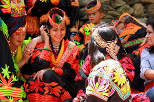 Kalash Women Dress